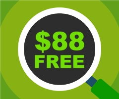 Claim $88 Free Bonus at 888casino.