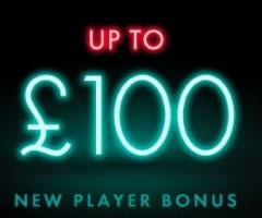 Claim your welcome bonus at bet365