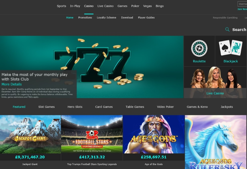 bet365 Casino Reviewed
