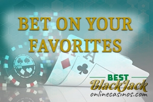 Online blackjack will offer you many possible side bets.